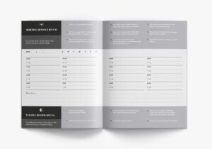 Unslackable planner - Daily Pages